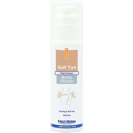 Self Tan Body Shape 150ml - Frezyderm