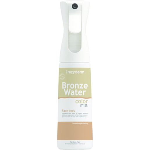 Frezyderm Water Color Mist Spray Bronze 300ml