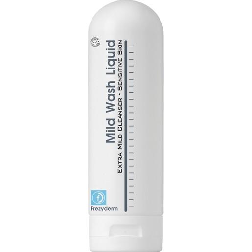 Frezyderm Mild Wash Liquid pH7 200ml