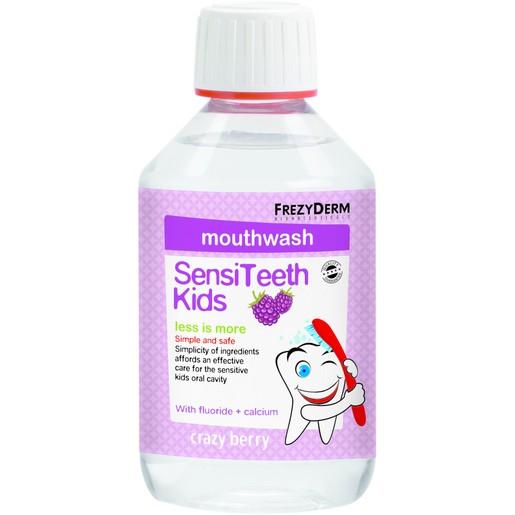 Frezyderm SensiTeeth Kids Mouthwash 250ml