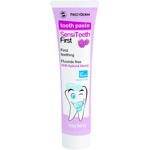Frezyderm SensiTeeth First Tooth Paste 40ml