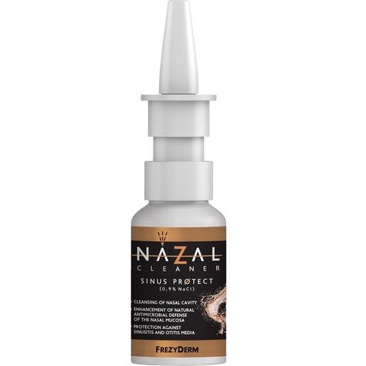 Frezyderm Nazal Cleaner Sinus Protect Spray, Καθαρίζει τη Ρινική Κοιλότητα, Προφυλάσσει Από Ιγμορίτιδα & Ωτίτιδα Μέσου Ωτός 30ml