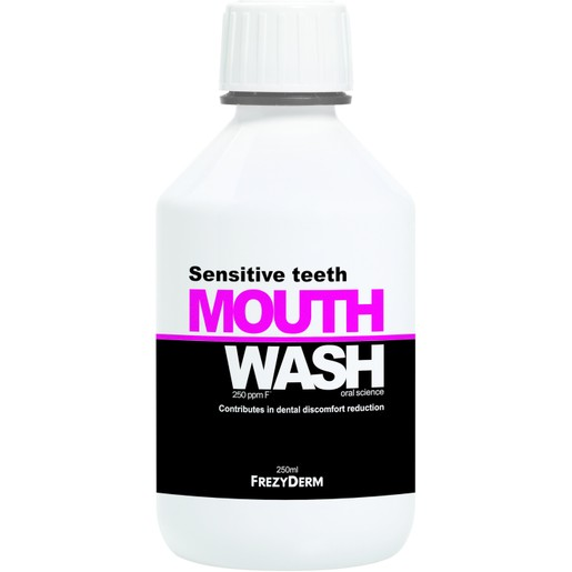 Frezyderm Sensitive Teeth Mouthwash 250ml