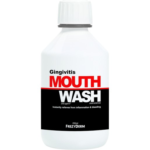 Frezyderm Gingivitis Mouthwash 250ml