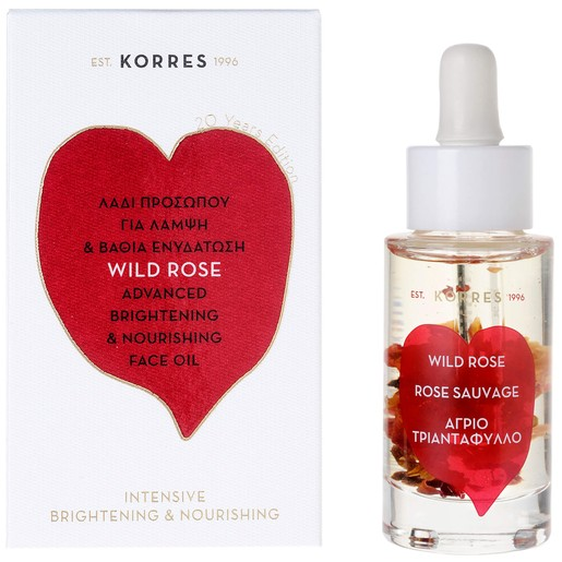 Korres Wild Rose Face Oil 30ml