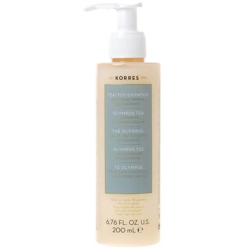 Korres Cleansing Foaming Cream 200ml