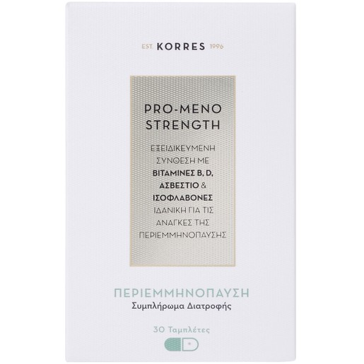 Korres Pro-Meno Strength 30 Tabs