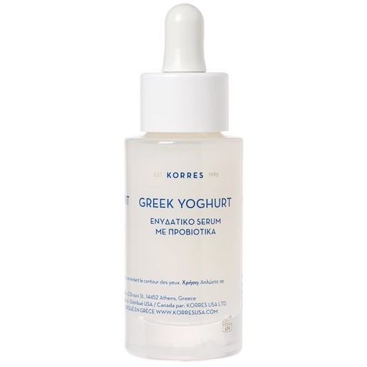 Korres Greek Yoghurt Comforting Probiotic Serum 30ml
