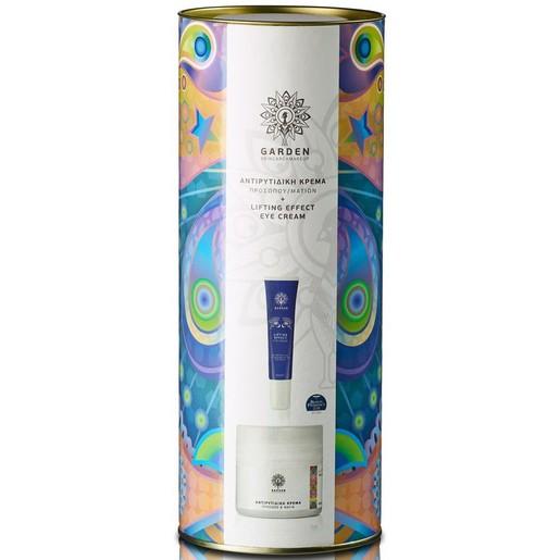 Garden of Panthenols Promo Tube 3 Αντιρυτιδική Κρέμα Προσώπου & Ματιών 50ml & Lifting Eye Cream Κρέμα Ματιών 30ml