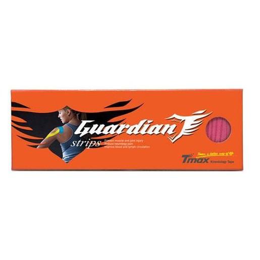 John\'s Guardian Strips Tmax Kinesiology Tape Ταινίες Κινησιολογίας 233211 Beige 6 Τεμάχια 5x20 Εκατοστά