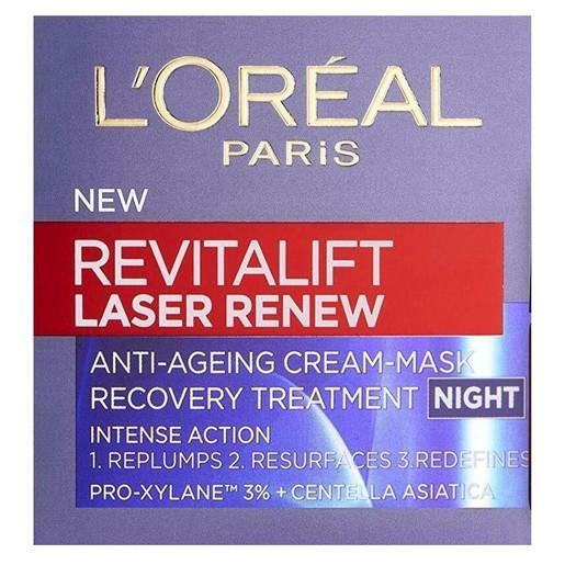 L\'oreal Paris Revitalift Laser Renew Night Cream Αντιγηραντική Κρέμα Νύχτας 50ml