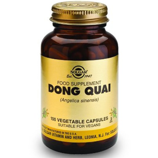Solgar Dong Quai 100 veg.caps