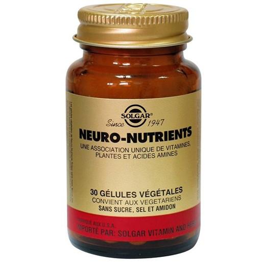 Solgar Neuro Nutrients veg.caps