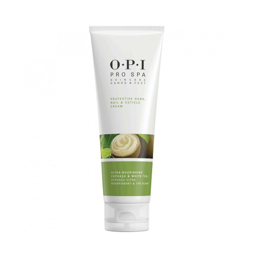 OPI Pro Spa Protective Hand Nail & Cuticle Cream Θρεπτική Ενυδατική Κρέμα Χεριών, Νυχιών & Παρωνυχίδων Πολλαπλής Δράσης 118ml