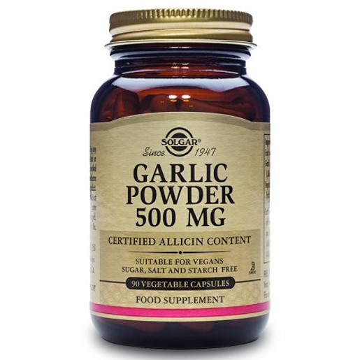 Solgar Garlic 500mg 90 veg.caps