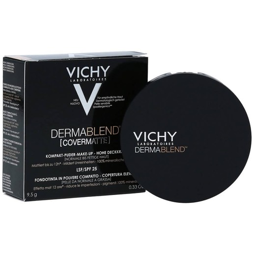 Vichy Dermablend Spf25  Covermatte Make-Up 9.5gr