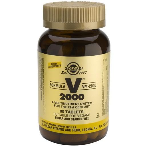 Solgar Formula VM-2000  tabs