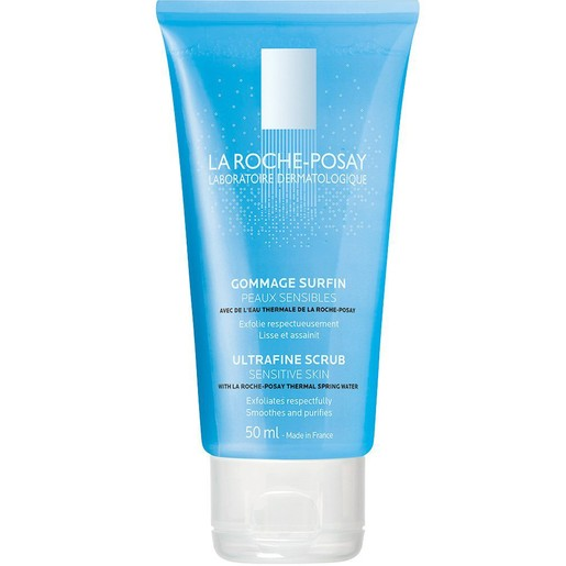La Roche-Posay Ultra Fine Scrub Sensitive Skin 50ml
