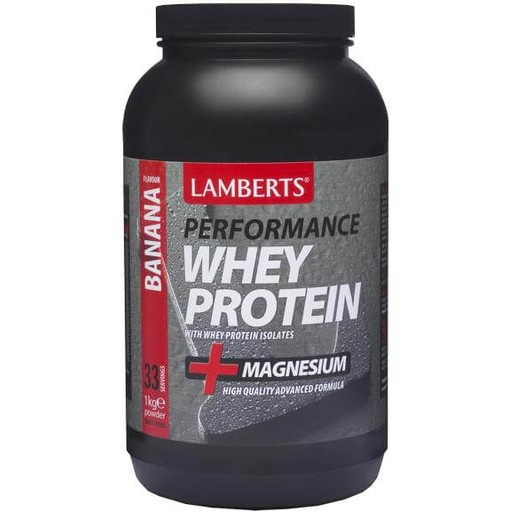 Lamberts Whey Protein 1000mg Powder