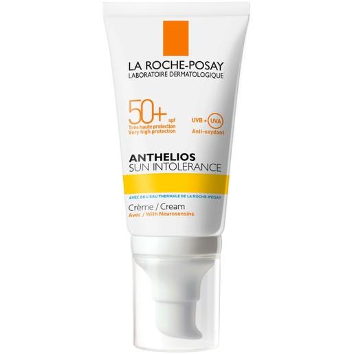 La Roche-Posay Anthelios Sun Intolerance Cream Spf50+ Αντηλιακό Προσώπου για Δυσανεκτικό στον Ήλιο Δέρμα 50ml
