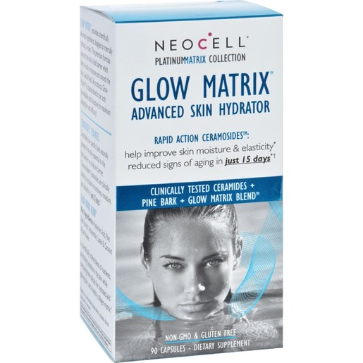 Neocell Glow Matrix Advanced Skin Hydrator 90Caps