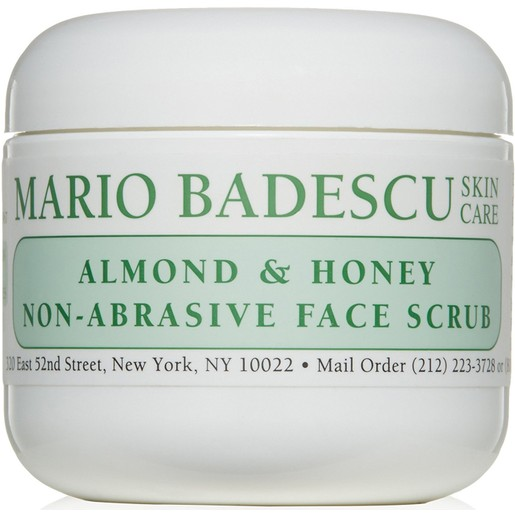 Mario Badescu Almond & Honey Non - Abrasive Face Srub Απολεπιστικό Srub Προσώπου για το Ξηρό - Αφυδατωμένο Δέρμα 118ml