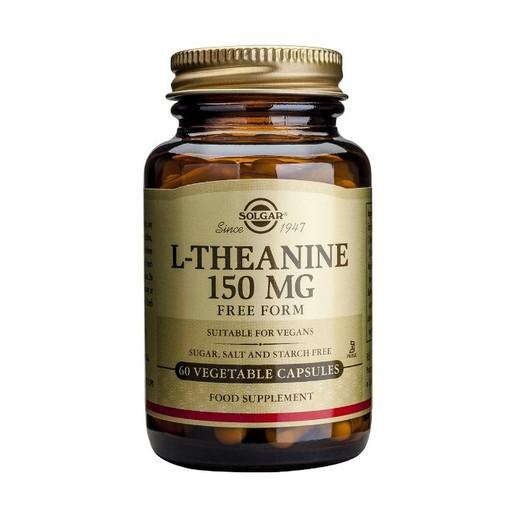 Solgar L-Theanine 150mg veg.caps