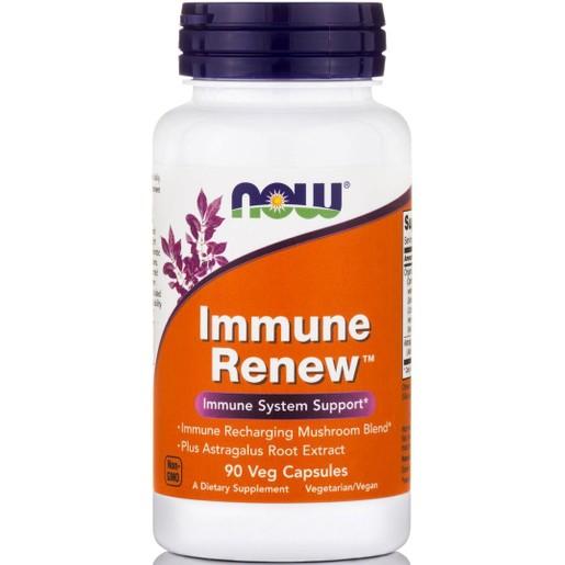 Now Foods Immune Renew ™ Συμβάλει στην Ενίσχυση του Ανοσοποιητικού Συστήματος 90caps