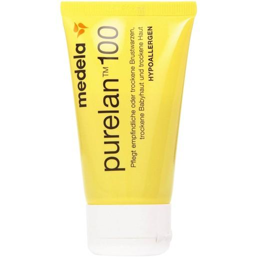 Medela PureLan 100 Προστατευτική, Καταπραϋντική Κρέμα Θηλών από 100% Καθαρή Λανολίνη 37gr