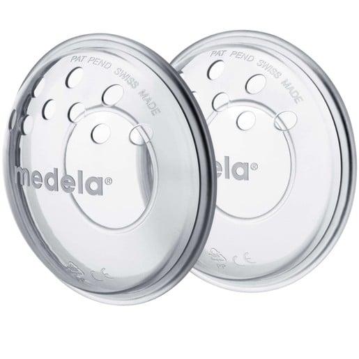 Medela Breast Shells Προστατευτικά Θηλών 2 Τεμάχια