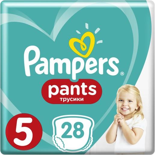 Pampers Pants No5 (12-17kg) 28 πάνες