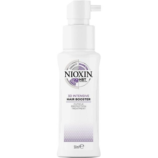 Nioxin 3D Intensive Hair Booster Ορός Προστασίας της Τρίχας για Ενίσχυση της Πυκνότητας των Μαλλιών