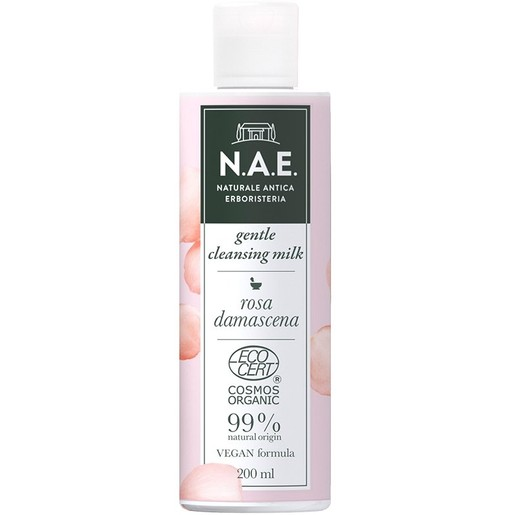 N.A.E. Purezza Gentle Cleansing Milk Απαλό Γαλάκτωμα Καθαρισμού 200ml