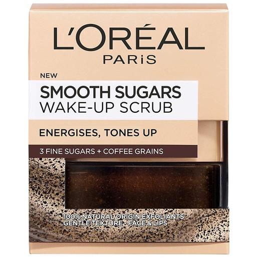 L\'oreal Paris Smooth Sugars Wake-Up Scrub 50ml