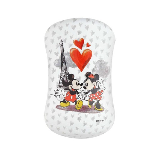 Dessata Detangling Hairbrush Disney Minnie & Mickey Mouse 1 Τεμάχιο