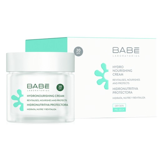 Babe Essentials Hydro Nourishing Cream Spf20, 50ml