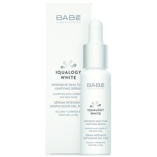 Babe Iqualogy White Intensive Skin Tone Unifying Serum 30ml