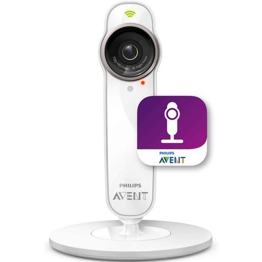 Avent Ψηφιακή Οθόνη Video με Δυνατότητα Σύνδεσης με το Κινητό (SCD860/26)