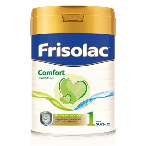 Nounou Frisolac Comfort No 1 400gr