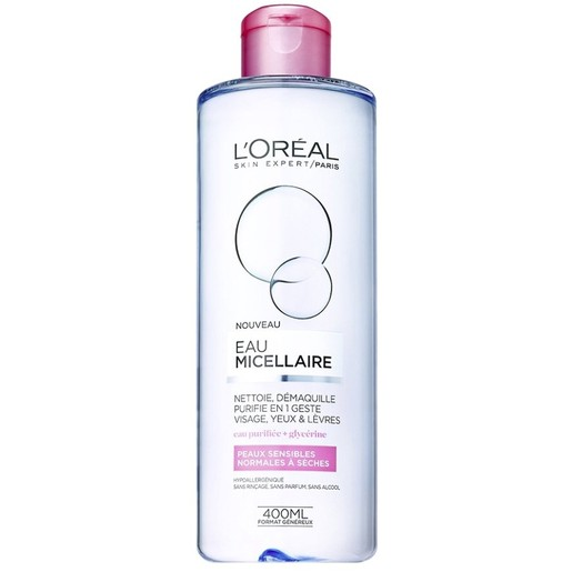 L\'oreal Paris Micellaire Normal - Dry Skin 400ml