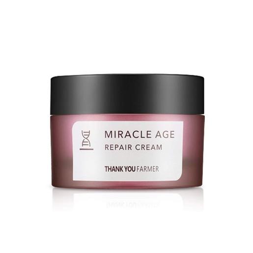 Thank You Farmer Miracle Age Cream Αντιγηραντική Κρέμα Σύσφιξης & Λάμψης για Όλους τους Τύπους Επιδερμίδας 50ml