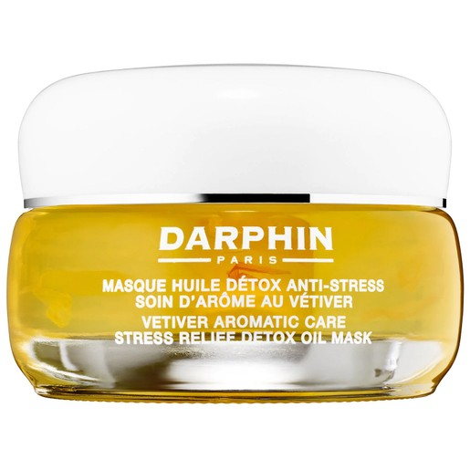 Darphin Essential Oil Elixir Vetiver Aromatic Care Stress Relief Dedox Oil Mask 50ml