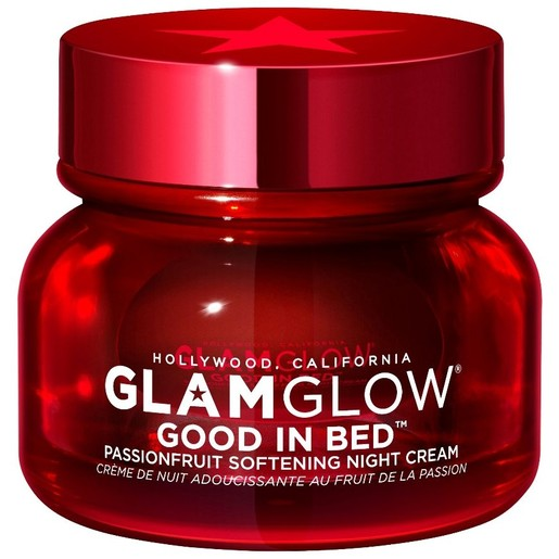 Glamglow Good In Bed Passionfruit Softening Night Cream Πούσια Κρέμα Νύχτας  Θρέψης για Θαμπή, Αφυδατωμένη Επιδερμίδα 45ml