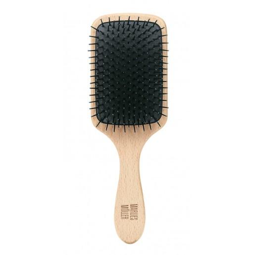 Marlies Moller Professional Travel Classic Hair & Scalp Brush Υψηλής Ποιότητας Επαγγελματική Βούρτσα για Μαλλιά & Τριχωτό 1 Τμχ