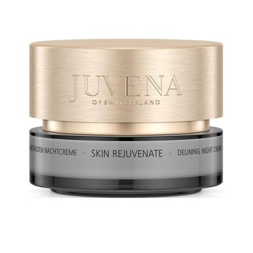 Juvena Skin Rejuvenate Delining Night Cream Normal to Dry Αντιγηραντική Κρέμα Νύχτας Ολικής Δράσης με Μεταξένια Υφή 50ml