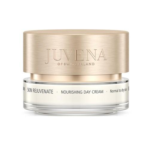 Juvena Skin Rejuvenate Nourishing Day Cream Normal to Dry Θρεπτική Κρέμα που Επαναφέρει την Ελαστικότητα της Επιδερμίδας 50ml