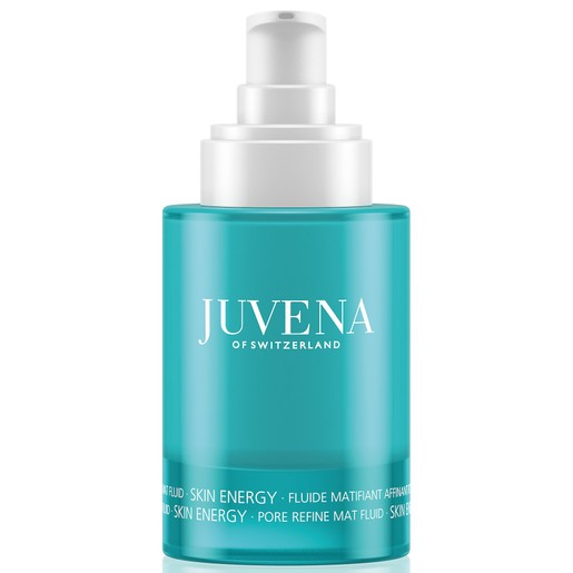 Juvena Skin Energy Pore Refine Mat Fluid 24ωρη Ενυδατική Λεπτόρρευστη Κρέμα Προσώπου για Άμεσο Ματ Αποτέλεσμα 50ml