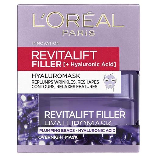 L\'oreal Paris Revitalift Filler Hyaluromask Αντιγηραντική Μάσκα Νύχτας, 50ml