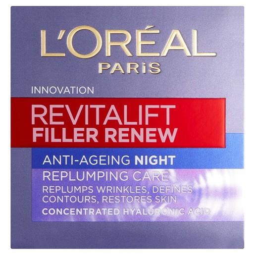 L\'oreal Paris Revitalift Filler Night Cream 50ml