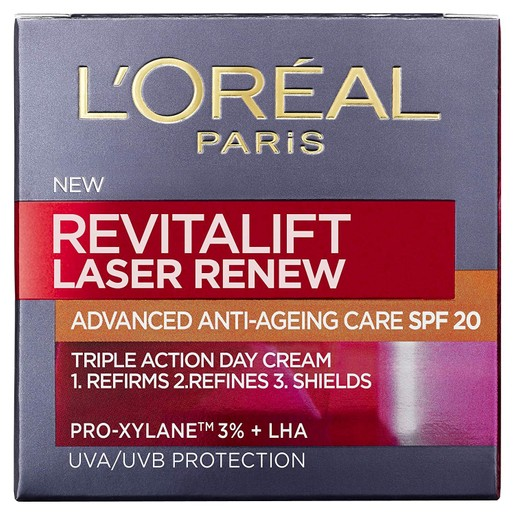 L\'oreal Paris Revitalift Laser Renew Spf20, 50ml